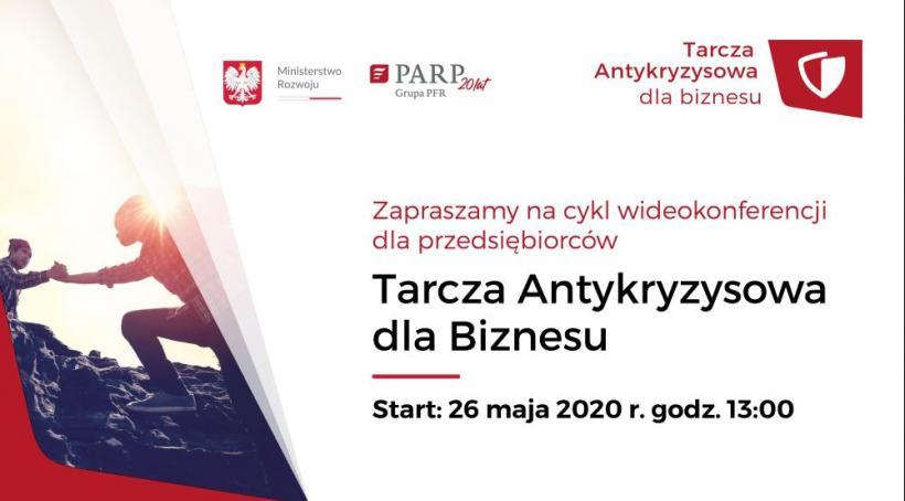 PARP/ Tarcza Antykryzysowa dla Biznesu - grafika